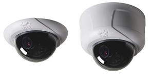 неподвижная купольная видеокамера с Full HD